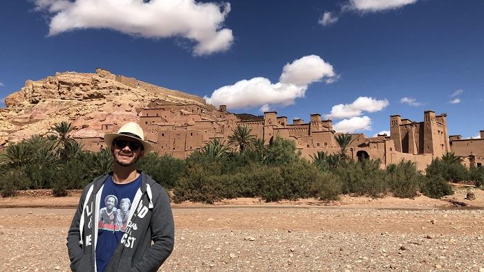 Ksar de Aït-Ben-Haddou, mo Marrocos