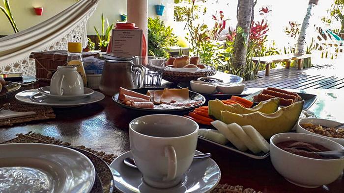 Pousada Vila Sagui, em Maragogi, Alagoas