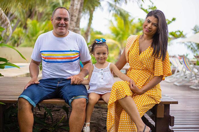 Eduardo, Valentina e Mery