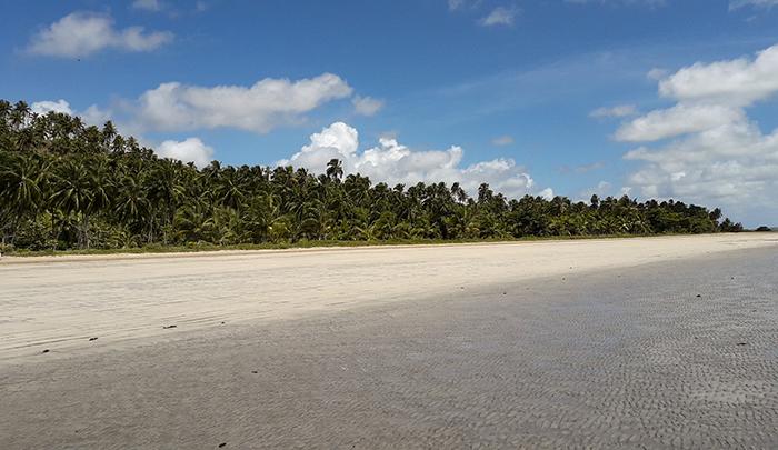 Praia de Camacho - Maragogi, Alagoas