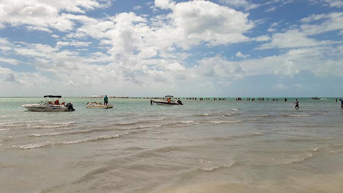 Caminho de Moisés, em Maragogi, Alagoas