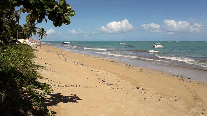 Praia de Japaratinga, Alagoas