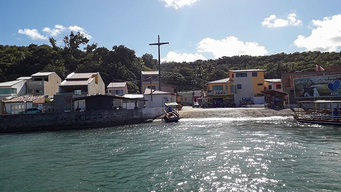 Porte de Pedras, em Alagoas