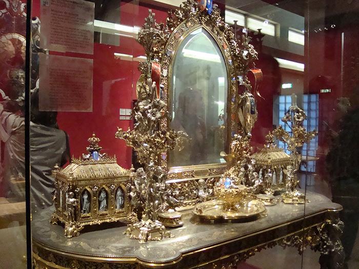 Toalete da Duquesa de Parma, Museu D'Orsay, Paris.