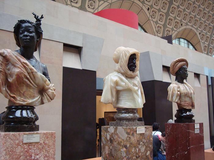 outras escultura no museu D'Orsay