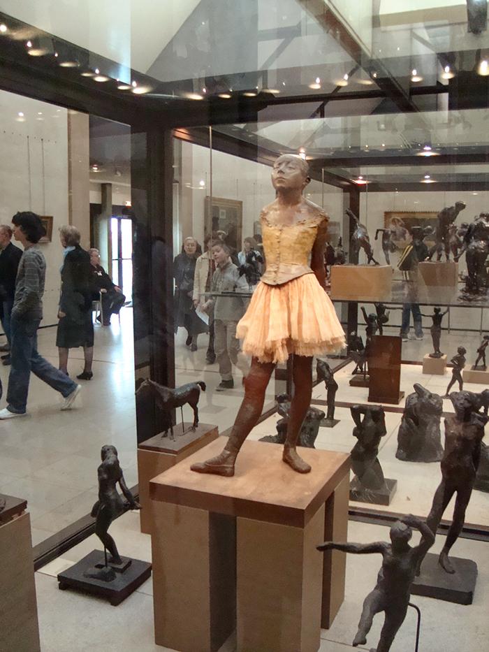 A Pequena Bailarina de 14 anos