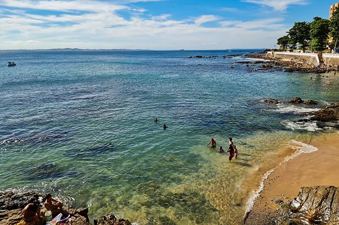 Praia da Barra, Salvador, Bahia