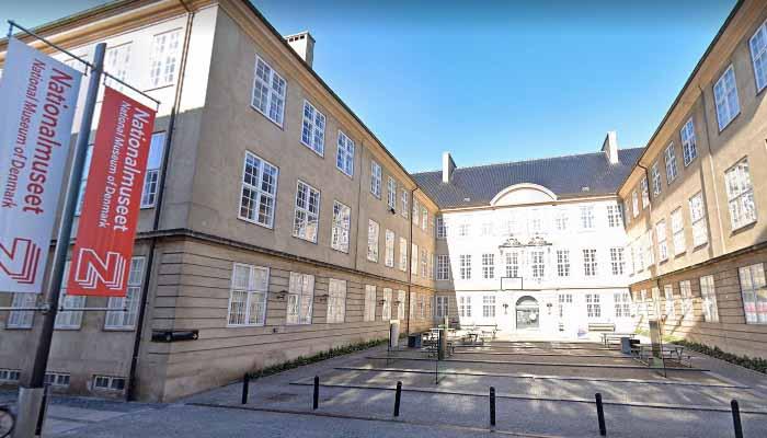 Museu Nacional, em Copenhague, Dinamarca
