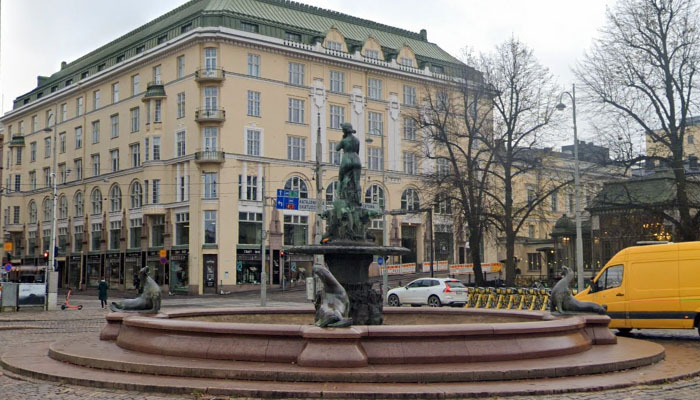 Havis Amanda, Helsinque, Finlândia