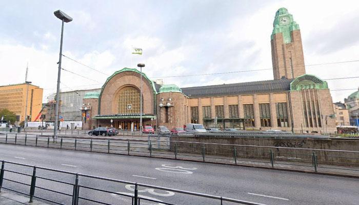Estação Central de Helsinque, Finlândia