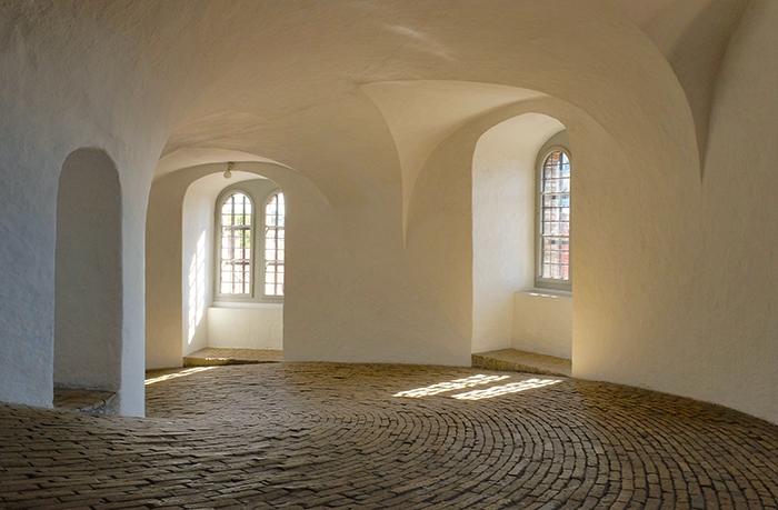 Rotunda, em Copenhague, Dinamarca